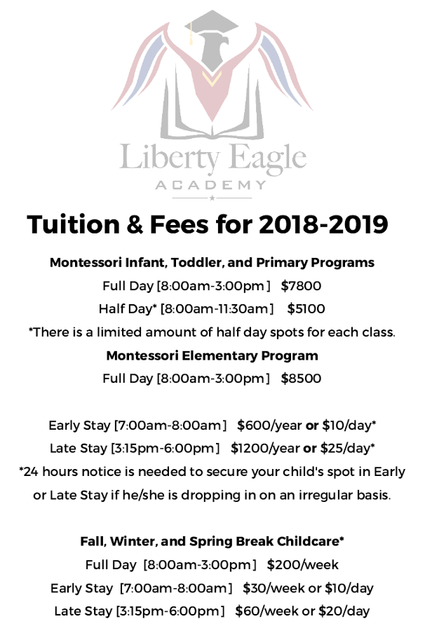 Tuition & Fees 2018
